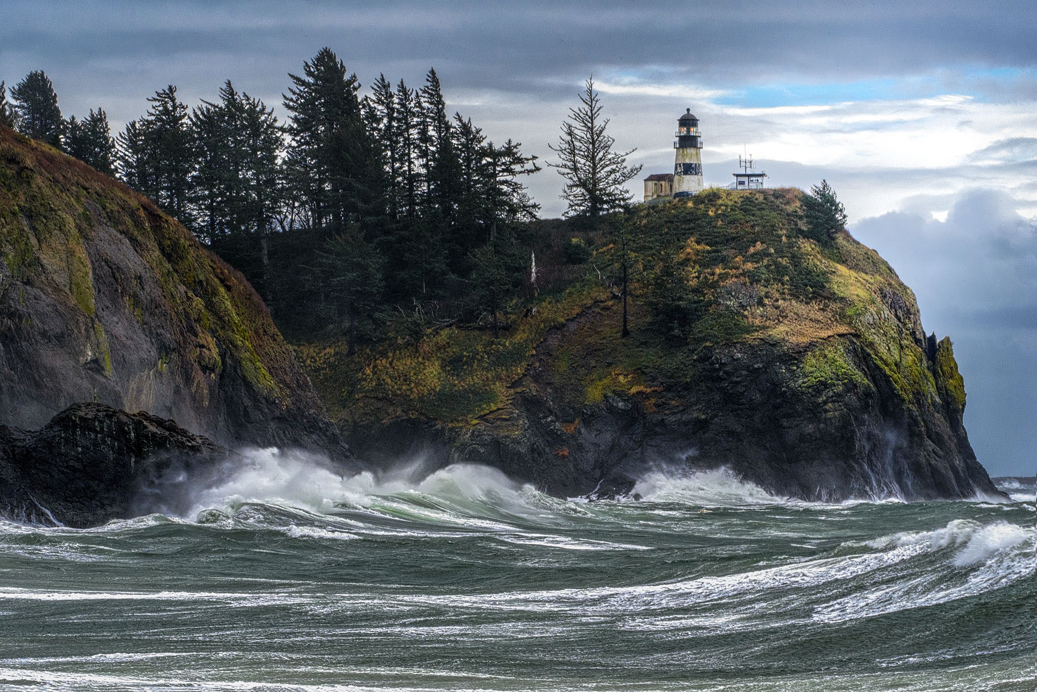Cape Disappointment Photo Credit: David Larson